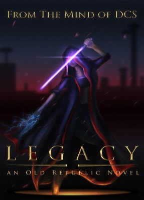 Legacy An Old Republic Novel by Crystal Storm