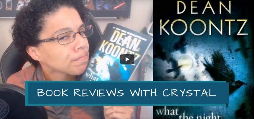 BookReviewsWithCrystal-DeanKoontz